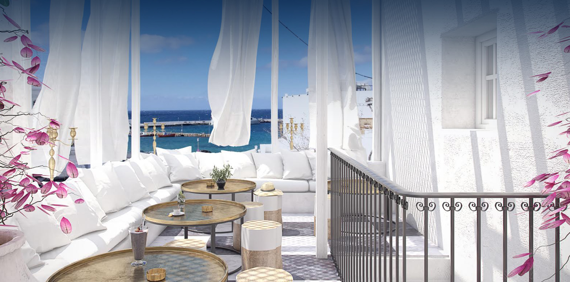 TownHouse Mykonos Hotel