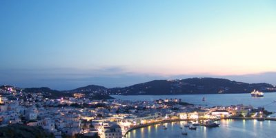 Mykonos Hotel Panoramic View