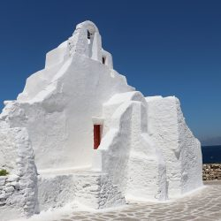 Mykonos - Church of Panagia Paraportiani