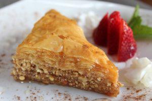 Baklava dessert Greece