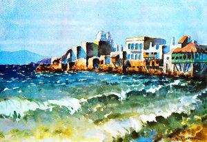 Mykonos Art Galleries