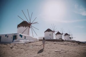 Kato milli windmills