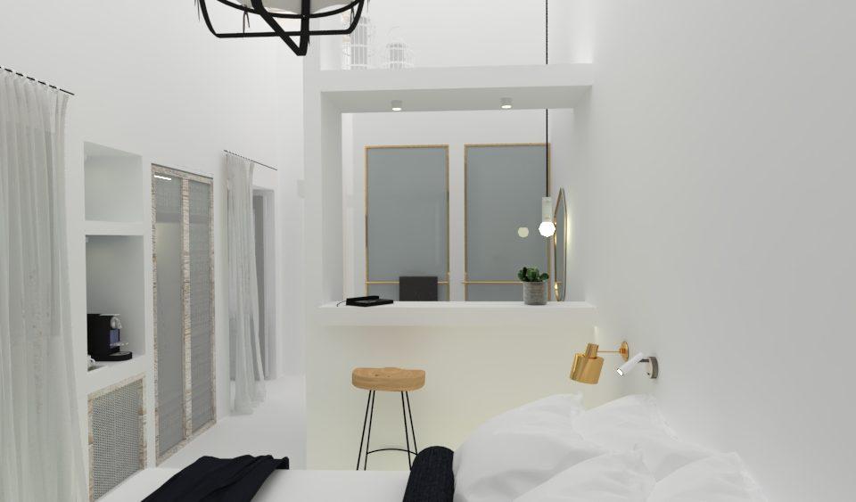 Mykonos Townhouse Sunset Deluxe Suite2