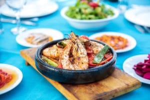 greek seafood restaurant
