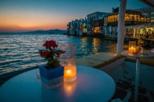 little venice restaurant mykonos
