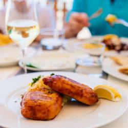 seafood restaurant mykons