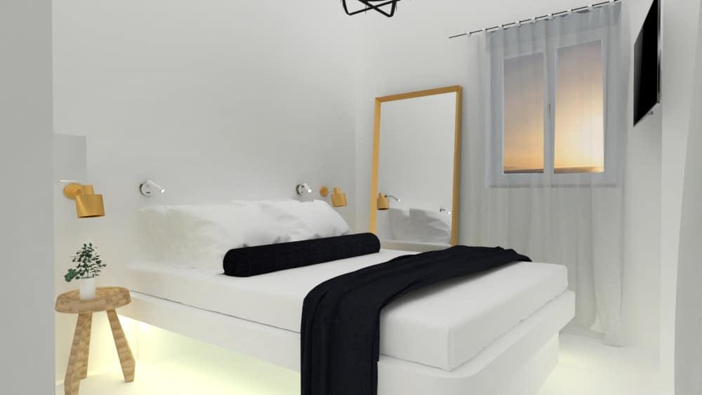 Mykonos Townhouse Sunset Deluxe Suite