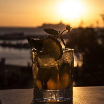Cocktail Sunset Mykonos