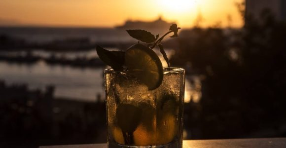 Cocktail Sunset Mykonos
