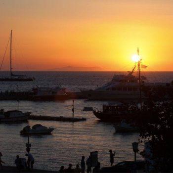 Sunset View Mykonos