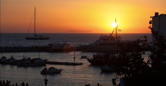 Sunset View Mykonos